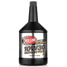 Red Line10W30 Motorcycle Oil