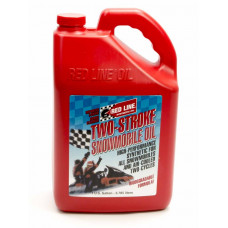 Red Line Two-Stroke Snowmobile Oil