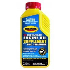 RISLONE® 3X CONCENTRATED ENGINE OIL SUPPLEMENT WITHZINCTREATMENT