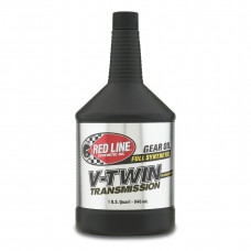Red Line V-Twin Transmission Oil with ShockProof