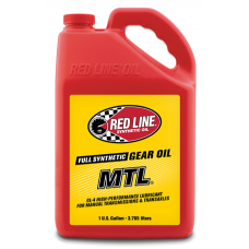Red Line MTL, 75W80 API GL-4 Gear Oil