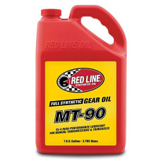 Red Line MT-90, 75W90 API GL-4 Gear Oil